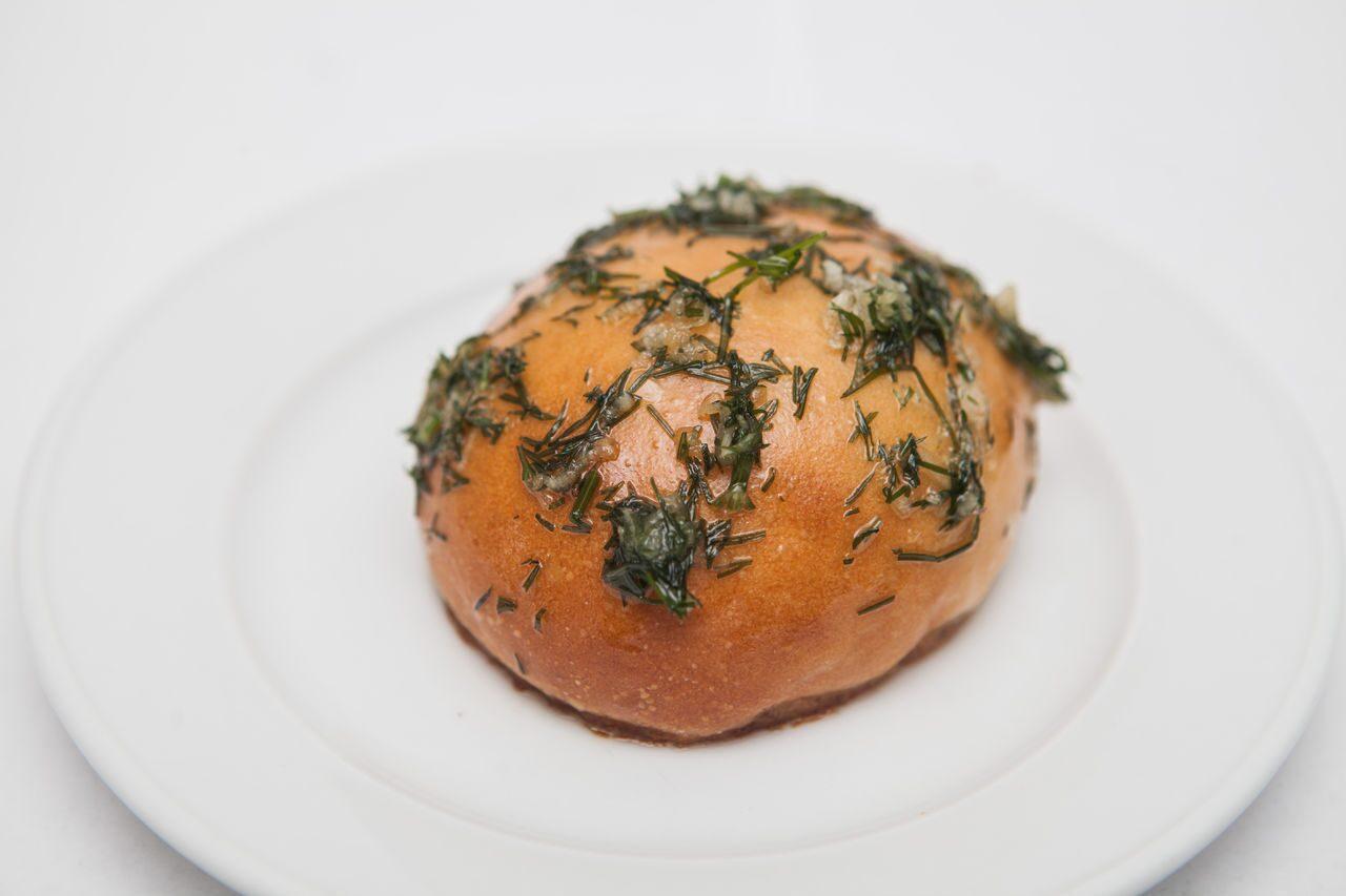 Пампушки с чесноком быстрые рецепт пошагово в